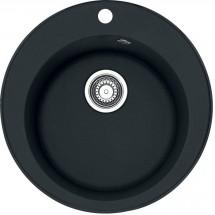 Franke - dřez Tectonite RID 610, 500 mm (černá)