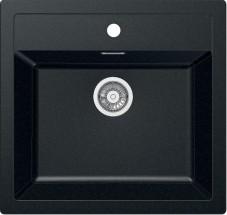 Franke - dřez Tectonite SID 610, 560x530 mm (černá)
