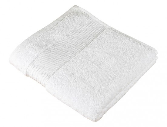 Froté ručník Kamilka, proužek, 50x100cm (bílá)