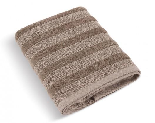 Froté ručník Luxie 570g, 74/117, 50x100cm (kávová)
