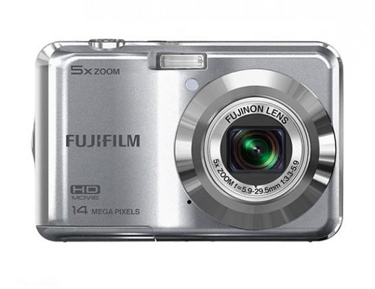Fujifilm FinePix AX500 SILVER