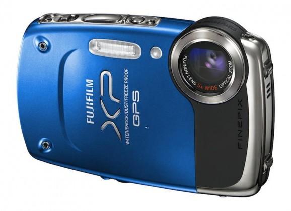 FujiFilm FinePix XP30 Modrý