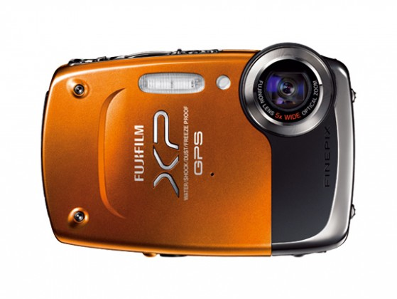 FujiFilm FinePix XP30 Orange