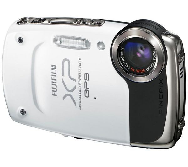 FujiFilm FinePix XP30 White