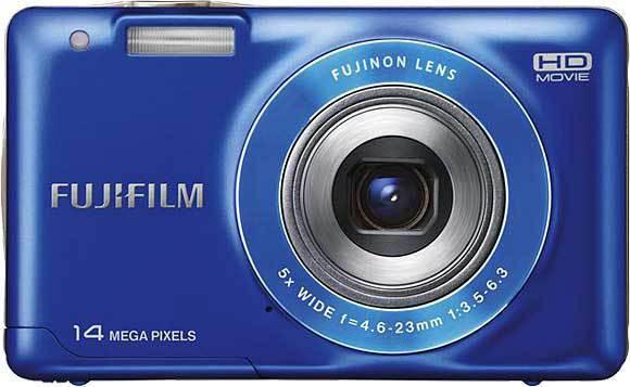 Fujifilm JX500 Blue