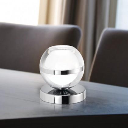 Fulton - Lampička, LED (chrom)
