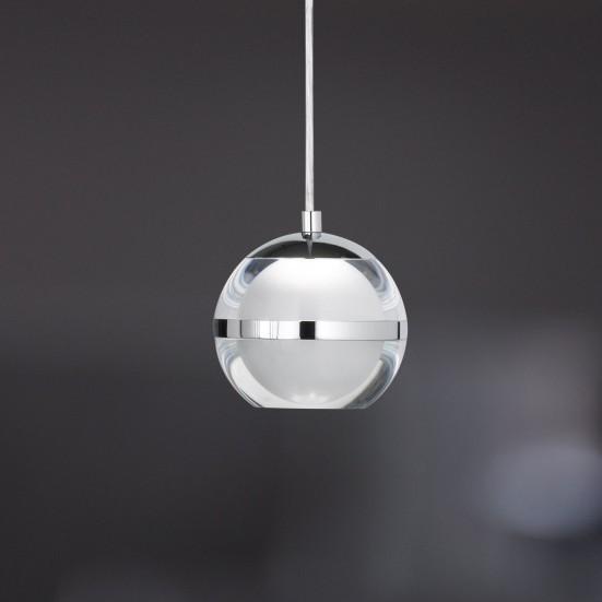 Fulton - Stropní osvětlení, LED (chrom)