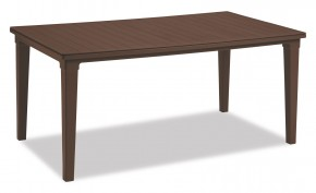 Futura - Stůl (hnědá)