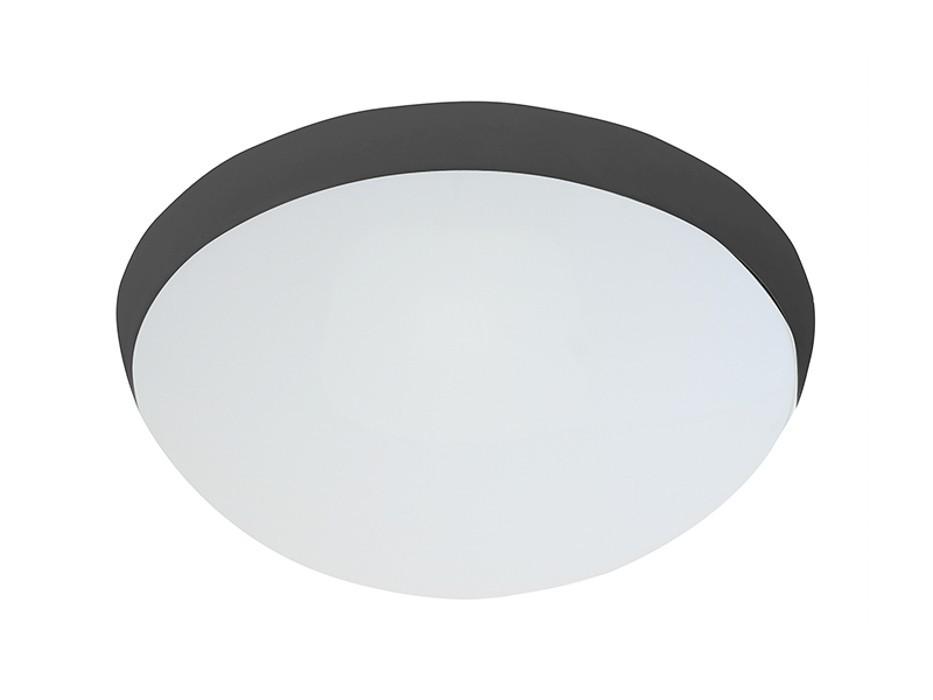 Galia - Stropní svítidlo, E27, 75W (černá)