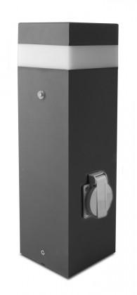 Gard - Venkovní svítidlo, 1,2W (hliník)
