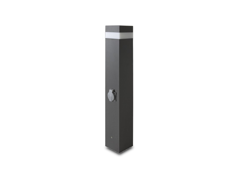 Gard - Venkovní svítidlo, 16LED, 37x30x80 (hliník)