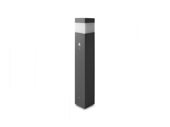 Gard - Venkovní svítidlo, E14, 60W, 37x30x80 (hliník)
