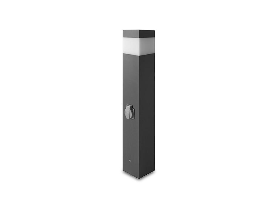 Gard - Venkovní svítidlo, E14, 60W (hliník)