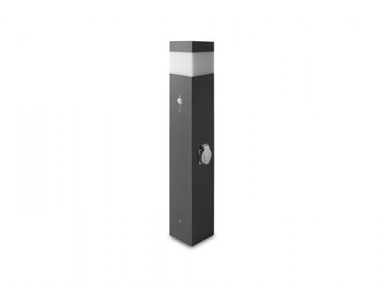 Gard - Venkovní svítidlo, E14  (hliník)