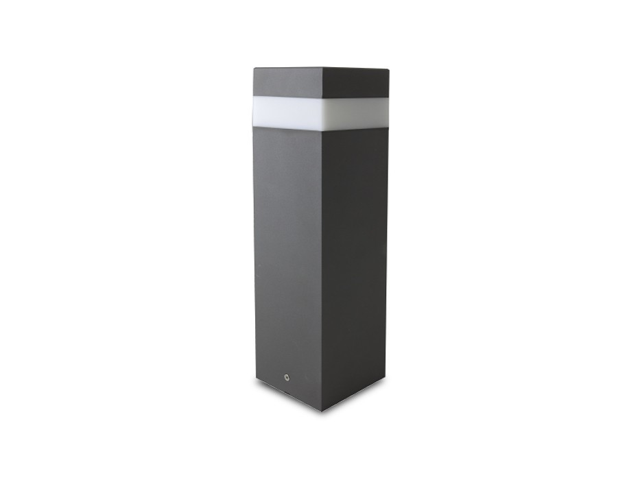 Gard - Venkovní svítidlo, LED, 1,2W, 37x30x40 (hliník)