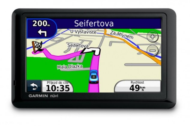Garmin nüvi 1490T Lifetime