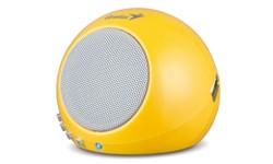 Genius repro SP-I300/ 2.0/ 2W/ Přenosné/ USB připojení/ Žluté