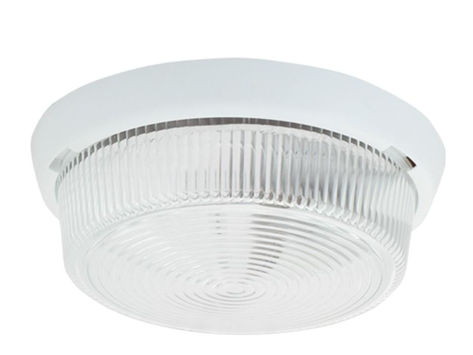 Gentleman - Stropní svítidlo, E27, 100W, 24x9x24 (bílá)