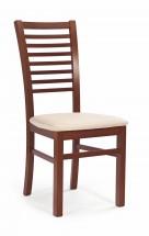 Gerard 6 - Jídelní židle (světle hnědá, třešeň)