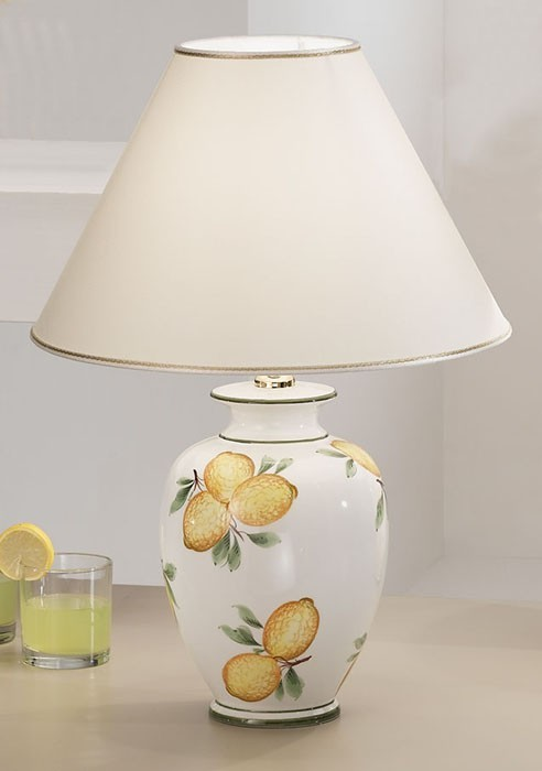 Giardino lemone - E27, 100W, 40x57x40 (bílá)