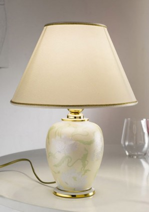 Giardino-perla - E27, 60W, 25x34x25 (bílá)