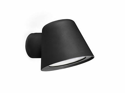 Gina - Nástěnné svítidlo (černá)