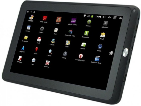 """GoClever TAB A103, 10.1"""",WiFi, Android 2.3"""