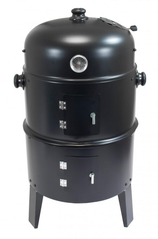 Gril, příslušenství Gril 3v1, 40cm (černá)