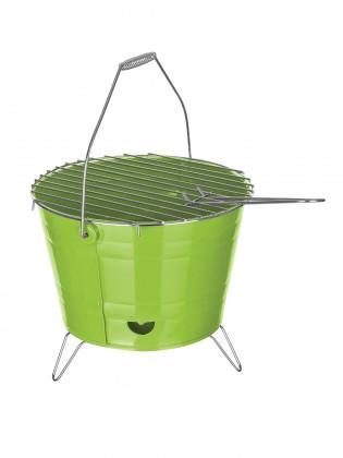 Gril, příslušenství Gril Bucket (zelená)