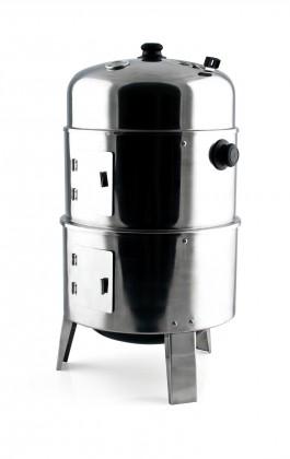 Gril, příslušenství Grill 3v1, 40cm (nerez)