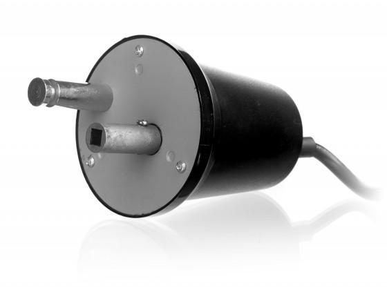 Gril, příslušenství Grilovací motorek 220V, 15Kgs (černý)