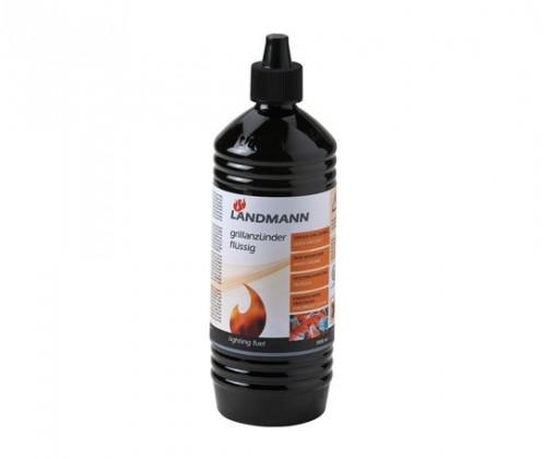 Gril, příslušenství Tekutý podpalovač, 500 ml (černé)