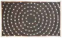 Gumová rohožka RG05 (45x90 cm)