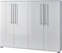 GW-Inside - botník, 4x dveře (bílá)