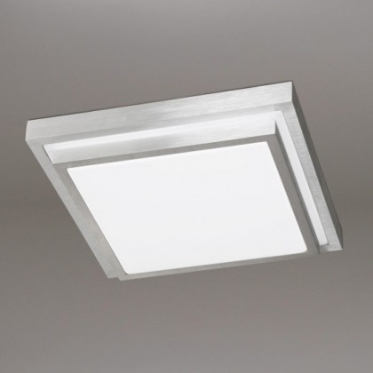 Halden - Koupelnové svítidlo, LED (kartáčovaný hliník)