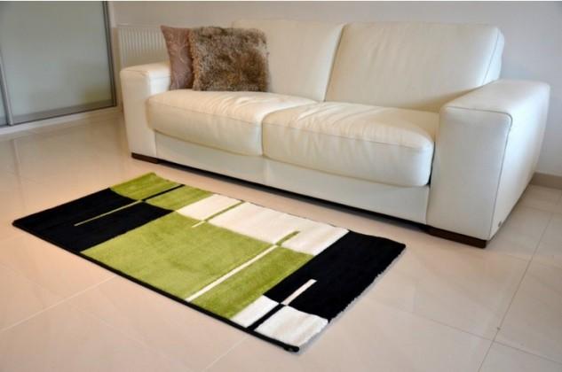 Hawaii - koberec, 150x80cm (100%PP friese, zelená)