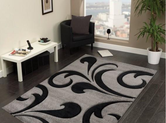 Hawaii - koberec, 230x160cm (100%PP friese, šedá)