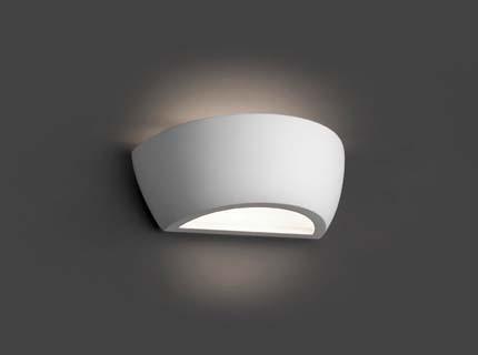 Hera - Nástěnné svítidlo (bílá)