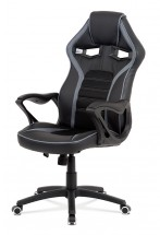 Herní židle Avatar šedá