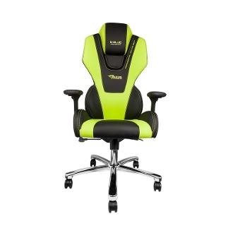 Herní židle E-Blue MAZER, zelená