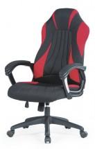 Herní židle Experience černá, červená