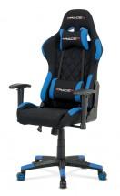 Herní židle Powergamer modrá