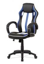 Herní židle Quest modrá