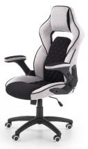 Herní židle Teamplayer černá, šedá