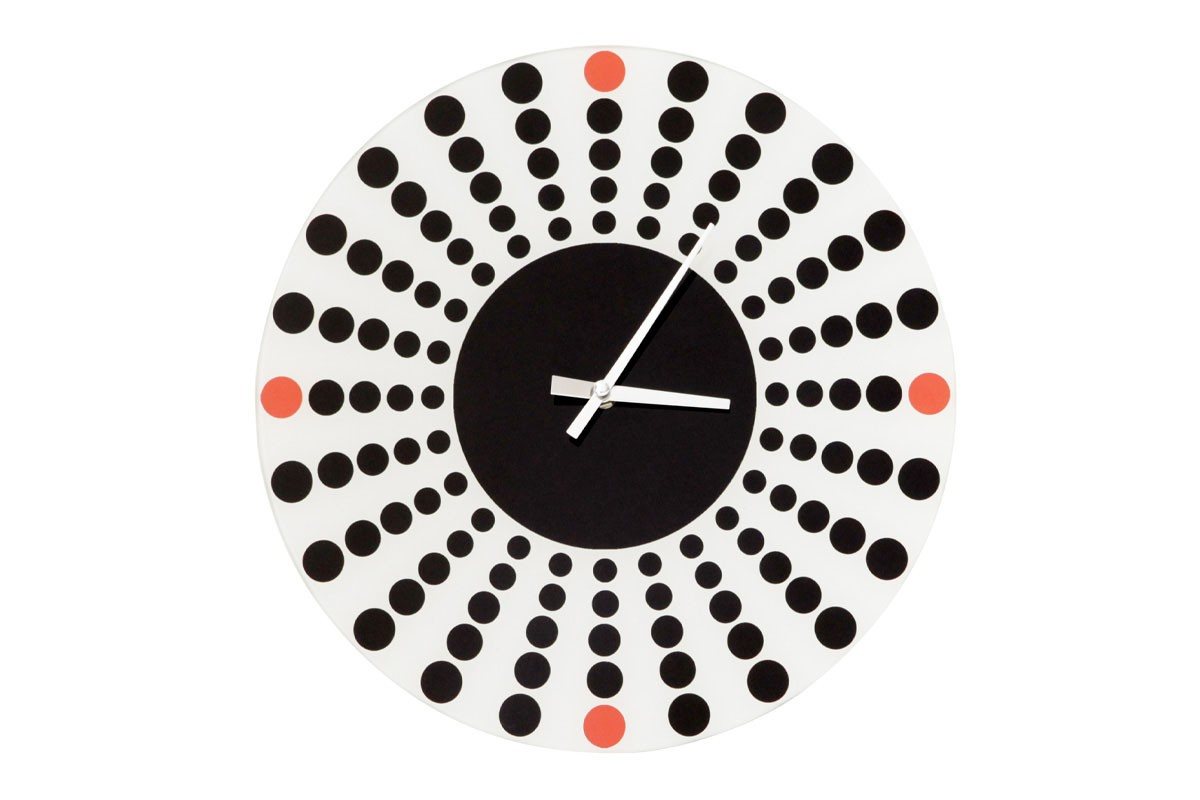 Hodiny Nástěnné hodiny - H07, 34 cm