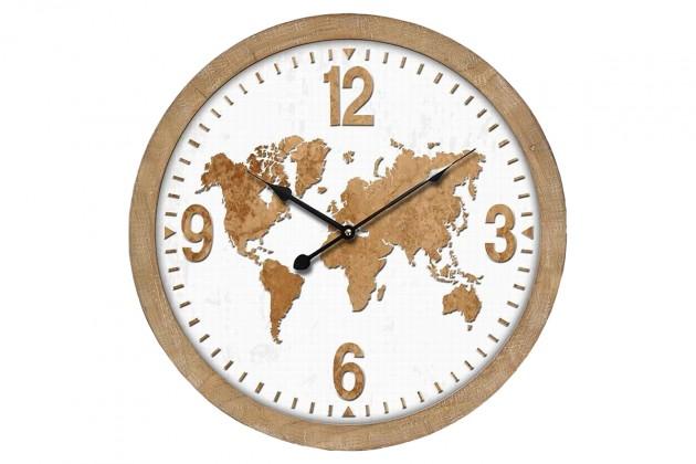 Hodiny Nástěnné hodiny - H14, MDF, kov