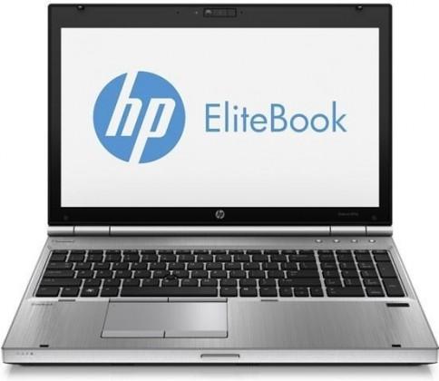 HP EliteBook 8570p stříbrná (H5E34EA#BCM)