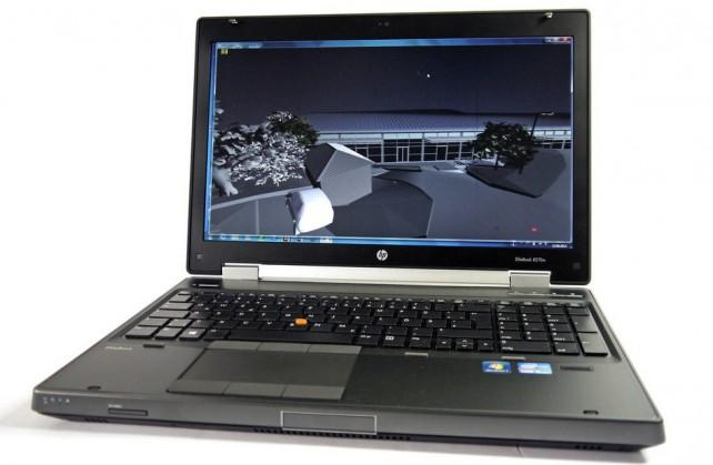 HP EliteBook 8570w LY552EA