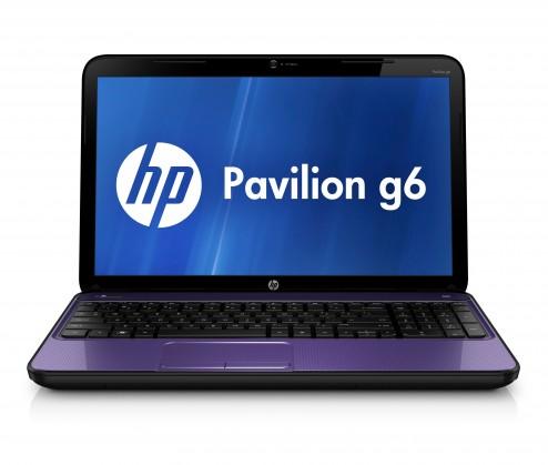 HP Pavilion g6-2160sc (B8Y01EA)