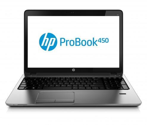 HP ProBook 450 černá-stříbrná (H0V93EA#BCM)